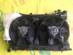 Радиатор охлаждения двигателя. Subaru Forester, SG9, SG5 Двигатели: EJ255, EJ205