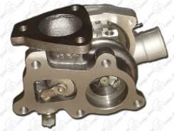 Турбина. Mitsubishi: Delica, L200, Pajero, Pajero Sport, Challenger, Pajero Pinin, Strada Двигатель 4D56