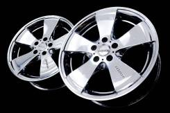 G-Corporation Estatus Style-S. 7.5x18, 5x114.30, ET48