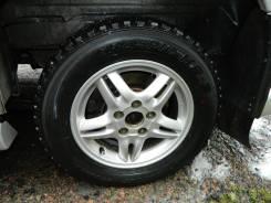Комплект зимних колес. x15 5x114.30