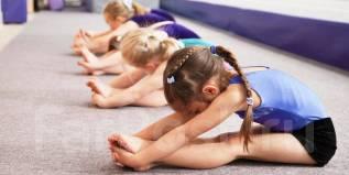 Фитнес для детей 3-5 лет. Основа гармоничного развития ребенка.