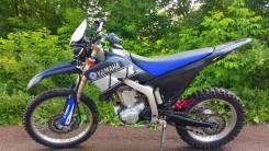 Yamaha WR 250. 250 куб. см., исправен, птс, без пробега