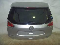 Дверь багажника. Nissan X-Trail, T32