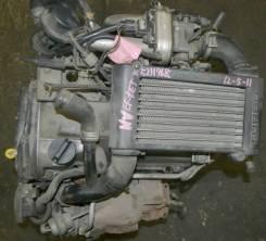 Двигатель в сборе. Daihatsu Move, L600S Двигатель EFRL
