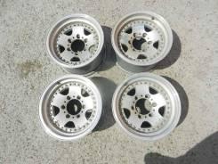 Bridgestone. 8.0x15, 6x139.70, ET0, ЦО 108,1мм.