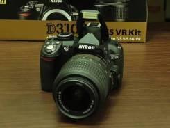 Nikon D3100 Kit. 10 - 14.9 Мп, зум: 5х