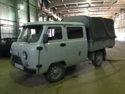 """УАЗ 39094 Фермер. Продается УАЗ 390945 """"Фермер"""", 2 693 куб. см., 1 000 кг."""