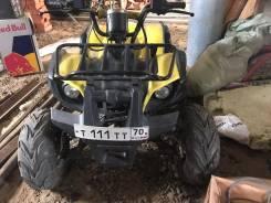 Irbis ATV110S. исправен, есть птс, с пробегом