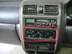 Блок управления климат-контролем. Mitsubishi Toppo BJ Wide, H43A, H42V, H47V, H42A, H41A, H47A, H46A, H48A Mitsubishi Toppo BJ, H42V, H48A, H42A, H47V...