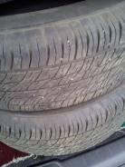Dunlop Grandtrek ST20. Летние, износ: 5%, 2 шт