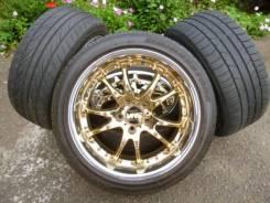 Комплекты колес из Японии с аукциона яху. ПОД Заказ. 8.0x18 5x100.00, 5x114.30 ET35. Под заказ