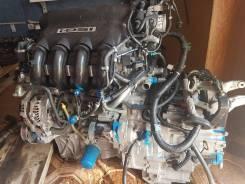 АКПП. Honda Partner, GJ3 Двигатель L15A