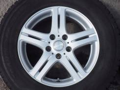 Dunlop Dufact. 6.5x16, 5x114.30, ET33