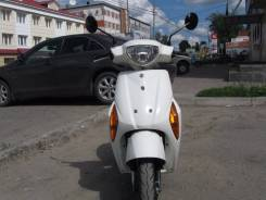 Suzuki Lets 5. 50 куб. см., исправен, без птс, без пробега