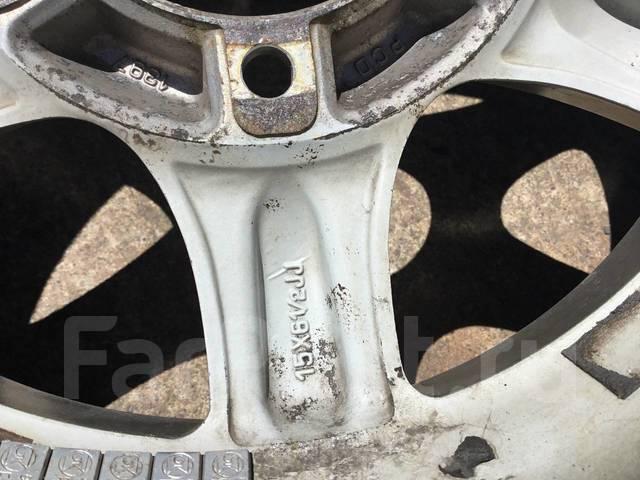 Yokohama Geolandar I/T G072. Зимние, без шипов, 2012 год, износ: 5%, 4 шт