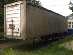 МАЗ 54329-020. Продается тягач с фурой, 243 куб. см., 16 000 кг.