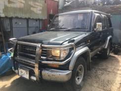 Toyota Land Cruiser Prado. KZJ78 KZJ78W, 1KZ 1KZTE