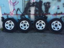 Комплект колес 215/70/16. x16 6x139.70