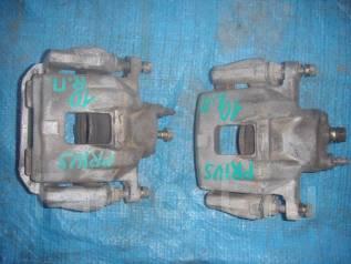 Суппорт тормозной. Toyota Prius, NHW10 Двигатель 1NZFXE