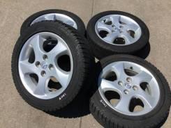 185/55R15 Bridgestone Revo2 на литье Mazda (15507). 6.0x15 4x100.00 ET45