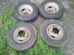 Комплект колес ниссан ваннет R 10. x10 4x114.30