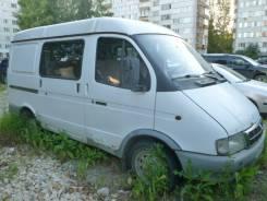 ГАЗ 2752. ГАЗ-2752 Соболь 2002г. грузопассажирский, 2 300 куб. см., 7 мест