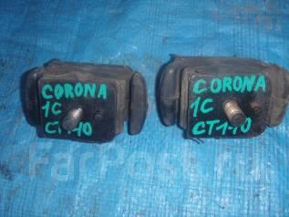 Подушка двигателя. Toyota Corona, CT140 Двигатель 1C