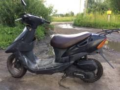 Suzuki Lets 2. 50 куб. см., исправен, без птс, с пробегом. Под заказ