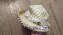 Шляпы. Рост: 74-80, 80-86, 86-92, 92-98 см