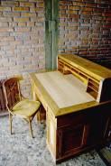 Мебель из цельного массива дерева. Под заказ
