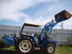 Iseki TA. Продам трактор - фронтальный погрузчик 270 Япония, 1 498 куб. см.