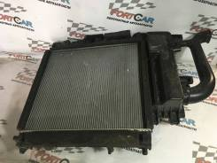 Радиатор охлаждения двигателя. Toyota iQ, NGJ10L, KGJ10, NGJ10 Двигатели: 1NRFE, 1KRFE
