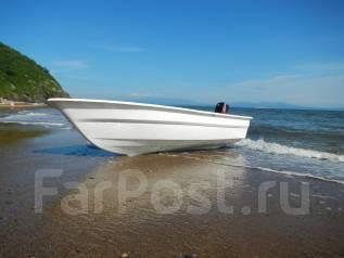 Продам лодку. Год: 2017 год, длина 3,85м., двигатель подвесной, 10,00л.с., бензин