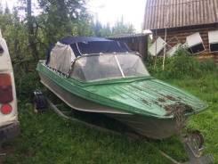 Казанка-5. двигатель подвесной, 60,00л.с., бензин