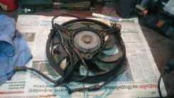 Вентилятор радиатора кондиционера. Audi