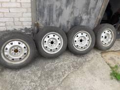 Продам колеса зимние