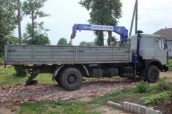 МАЗ 5336. Манипулятор Маз 5336, 8 000 кг.