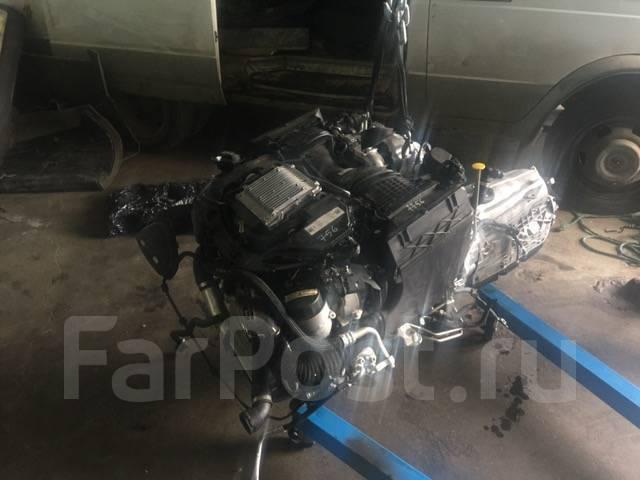 Новый комплектный двигатель 642.855 на Mercedes