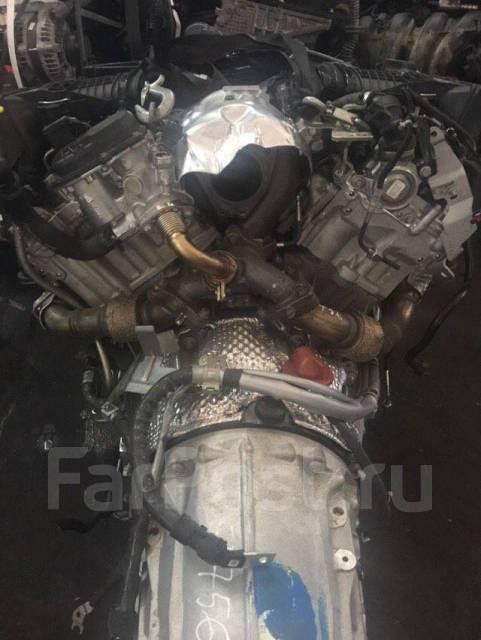 Новый двигатель с АКПП 642.855 на Mercedes наличие