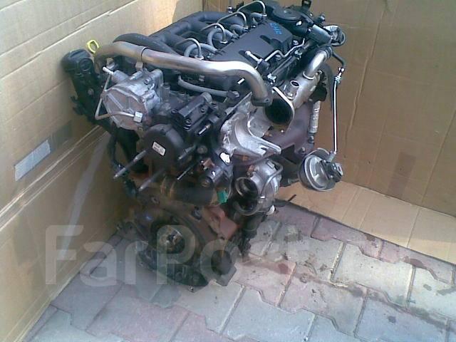 Двигатель 2.0D RHF (DW10BTED4) на Peugeot