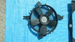 Вентилятор радиатора кондиционера. Mitsubishi Pajero, V24V, V55W, V46V, V47WG, V24WG, V43W, V26WG, V21W, V25W, V24W, V23W, V44W, V45W, V34V, V46W, V26...