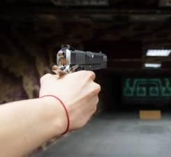 Обучение стрельбе из пневматического Пистолета Макарова