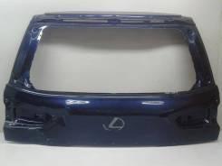 Крышка багажника. Lexus LX570. Под заказ