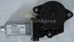 Электромотор стеклоподъемника Kia Bongo3 04-(груз) LH 988104E100, левый