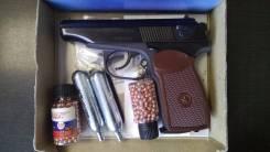 Продам пневмонический пистолет Макаров мп 654К