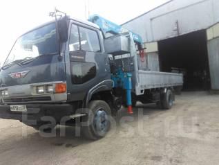 Hino Ranger. Продаётся грузовик, 6 000 куб. см., 5 000 кг.