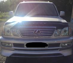 Lexus LX470. автомат, 4wd, 4.7 (4 664 л.с.), бензин, 130 000 тыс. км
