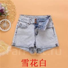 Шорты джинсовые. 50