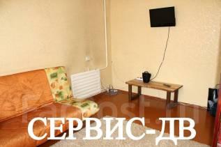 1-комнатная, проспект Народный 27. Некрасовская, агентство, 24 кв.м. Комната