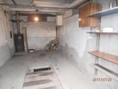 Продам гараж. улица Геодезическая 53, р-н центральный, 18 кв.м., электричество, подвал.